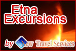 Your trips upon the Volcano Etna with Etna Excursions by New Travel Service
