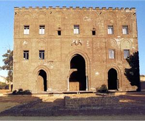 Palermo, Zisa palace